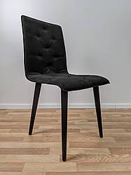 """М'який офісний стілець """"Флойд"""" чорний"""