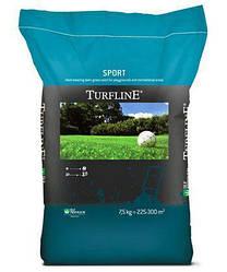 Семена газонной травы TURFLINE SPORT, 7,5 кг — износостойкий газон DLF-Trifolium