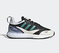 Оригинальные кроссовки Adidas REAL MADRID ZX 2K BOOST 2.0 (GY3511)