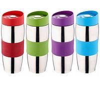 Термокружка Edel Hoff EH-5301 380 мл, 4 цвета