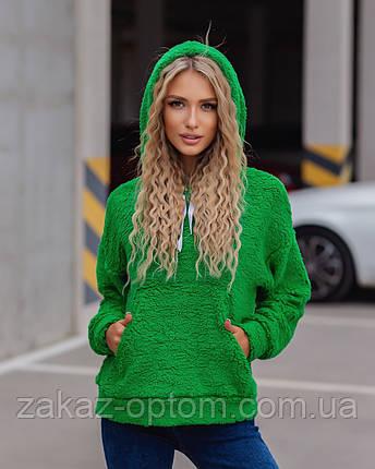 Батник жіночий теди з кишенями оптом(42-44,46-48)Україна 5006-80863, фото 2