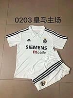 Футбольная форма Реал Мадрид домашняя