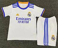 Футбольная форма Реал Мадрид домашняя сезон 2021-2022