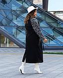 Пальто орнамент лео, фото 3