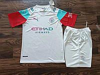 Футбольная форма Манчестер Сити тренировочная сезон 2021-2022