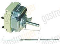 Термостат темп. макс. 500C диапазон рабочих температур 50-500C 3 3NO 16А (арт. 375132)