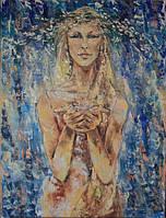 Картина «Девственность» эксклюзивная картина маслом на холсте