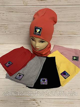 Комплект подростковый на девочку оптом(54-55 см)Украина-80882, фото 2