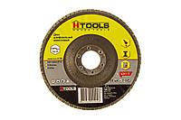 Диск шлифовальный лепестковый 125мм P150 Housetools 62K115