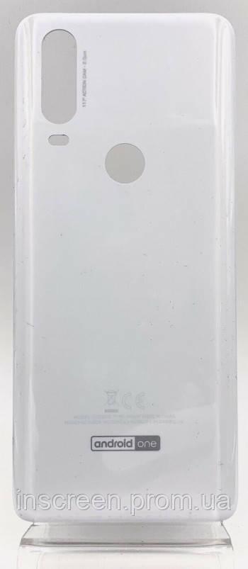 Задня кришка Motorola XT2013-1 One Action біла, Pearl White, Оригінал Китай