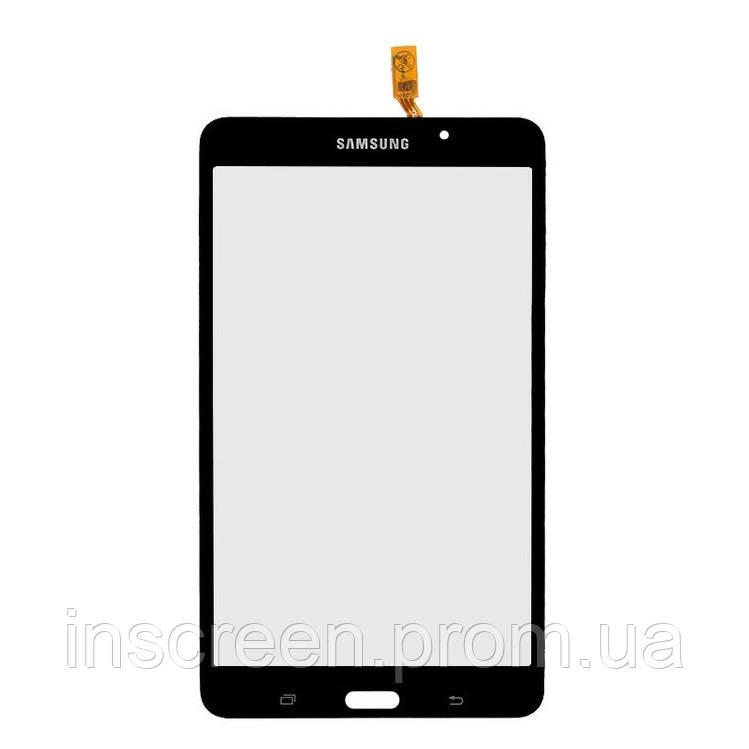 Тачскрин (сенсор) Samsung T230 Galaxy Tab 4 7.0, T235 черный (версия Wi-Fi)