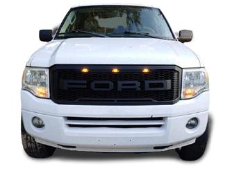 Решетка радиатора Ford Expedition (07-14) тюнинг стиль Raptor