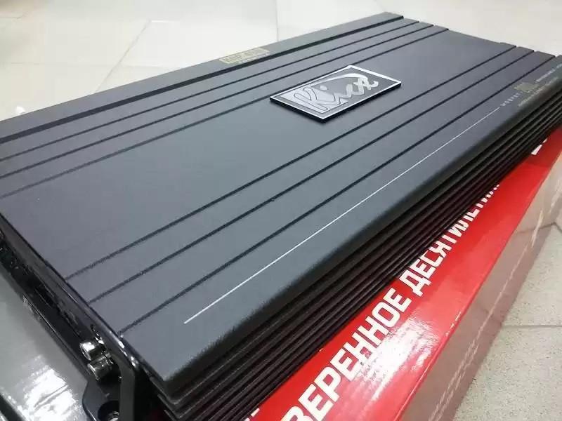 СКИДКА 800грн! Автомобильный усилитель Kicx KAP 49M 4-канальный