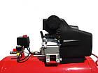 Поршневой воздушный компрессор VULKAN IBL 50B 1,8 кВт 50 л масляный, фото 3