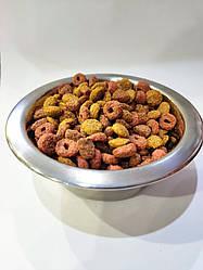 Корм Nutri balance Нутри Баланс для котов мясное ассорти 1 кг