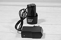 Акумуляторний шуруповерт MAKITA DF 330 DWE і набір інструментів з вольтметром в кейсі (Шуруповерт Макіта), фото 10