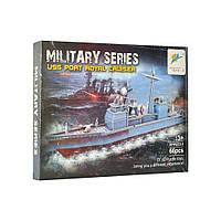 Пазлы 3D 168-D15  крейсер