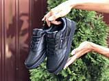 Подростковые, демисезонные кроссовки Reebok Workout Classic,черные, фото 7