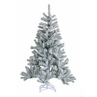 Искусственная елка YES! Fun Мальвина заснеженная 1,5 м (903751)