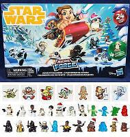 Звездные войны Адвент календарь Star Wars Micro Force Advent Calendar