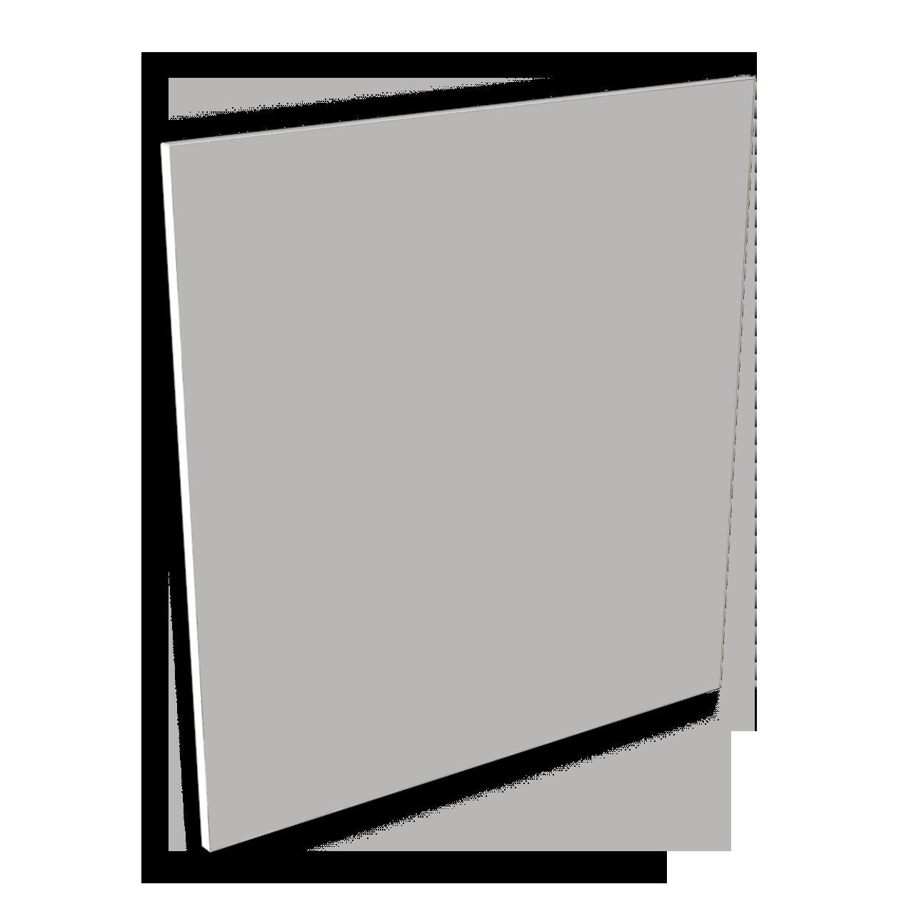 Керамічний обігрівач конвекційний VESTA 700 Вт з терморегулятором 60х60х5см білий
