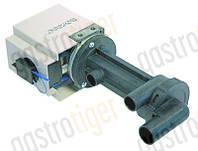 Насос GRE 100Вт d24/21мм L-150мм (арт. 500045) для льдогенератора Electrolux, Scotsman, Simag