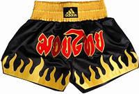 Шорты для тайского бокса «Fire Design»
