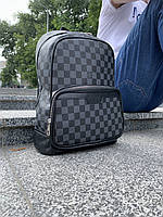 Рюкзак для учебы и тренировок Стильный практичный и удобный портфель Луи Витон для школы и занятий спортом