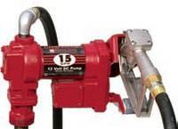 Насос для заправки и перекачки бензина и дизельного топлива Fill-Rite  FR 2405GE, 24В, 60 л/мин