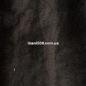 Махровая ткань Чёрный