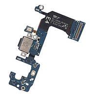 Шлейф роз'єму живлення для смартфона Samsung Galaxy S8 SM-G950F