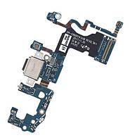 Шлейф роз'єму живлення для смартфона Samsung Galaxy S9 SM-G960F