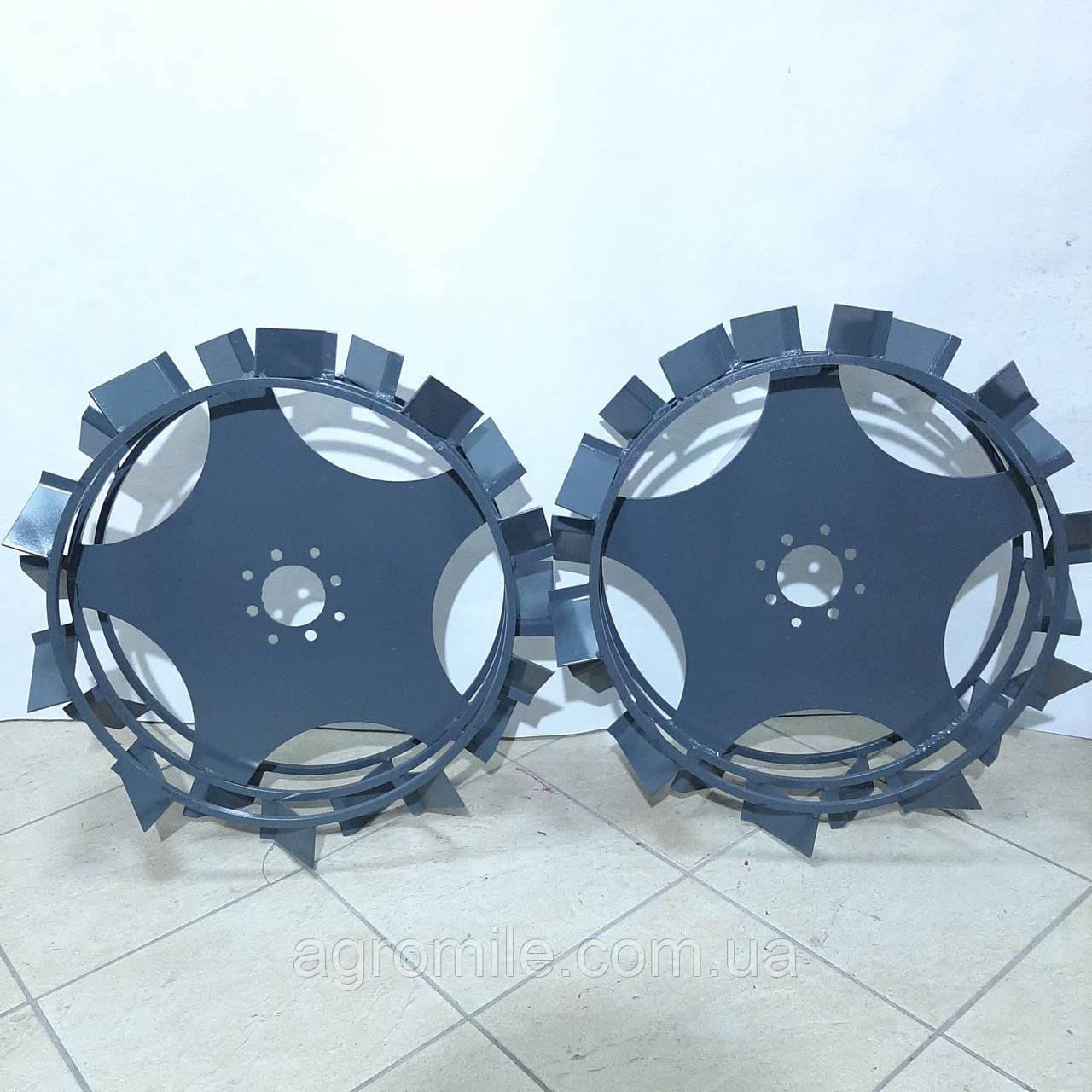 Грунтозацепи підвищеної тяги Weima 600х150 мм універсальні