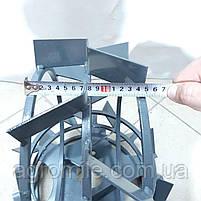 Грунтозацепи підвищеної тяги Weima 600х150 мм універсальні, фото 8