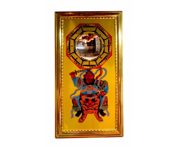 Зеркало Ба Гуа - Картина TaiShi выпуклое