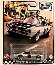 Колекційна машинка Hot Wheels 1977 Pontiac Firebird T/A