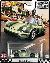 Колекційна машинка Hot Wheels Porsche 964