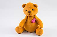 Мягкая игрушка Тигрес Мишка Шоколад коллекции Все для тебя 26 см. (ВЕ-0114)