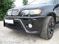 Передній бампер BMW X5 E53 1999-2003 р. в. в стилі HARTGE