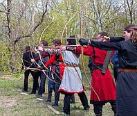 Турнир по стрельбе из традиционных луков  по системе МАS. Дата проведения 22.05.2011