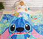 Одеяло детское р. 95х135 см микрофибра с мехом двустороннее в кроватку и коляску Х-357, фото 2