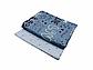 Комплект постельного белья евро из сатина Grey Love 200х220 см, фото 5