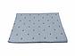 Комплект постельного белья евро из сатина Grey Love 200х220 см, фото 4