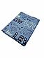 Комплект постельного белья евро из сатина Grey Love 200х220 см, фото 3