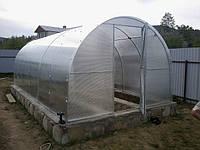 Теплиця - споруда для захисту рослин