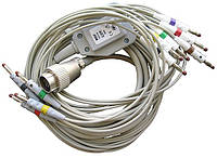 Кабель ЭКГ Cardioline Delta, фото 1