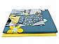 Комплект постільної білизни полуторний з бязі голд Літня свіжість 147х217 см, фото 2
