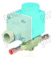 Соленоид Danfoss NC EVR d6 мм 230В (арт. 370294)