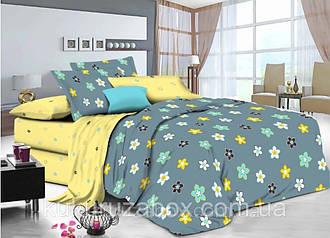 Комплект постельного белья семейный из бязи голд Летняя свежесть 150х220 см