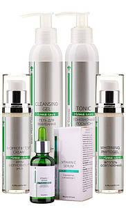 Набір для шкіри схильної до пігментації, Green Pharm Cosmetic